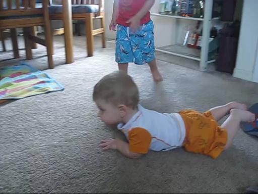 Ezra Crawling